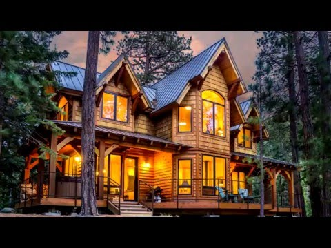 Hillside Cabin - Luxury vacation rental at Tumalo Lake,  just 12 miles from downtown Bend, Oregon