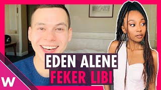 Eden Alene - Feker Libi REACTION | Israel Eurovision 2020