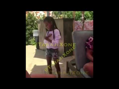 BLUE IVY does the slow motion challenge and KILLS IT!