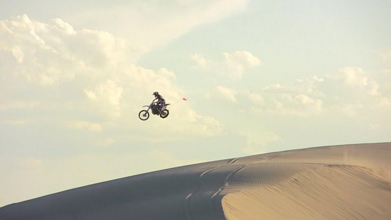Sand Dunes Jumps Whips Crashes Burms Wheelies Exuberator