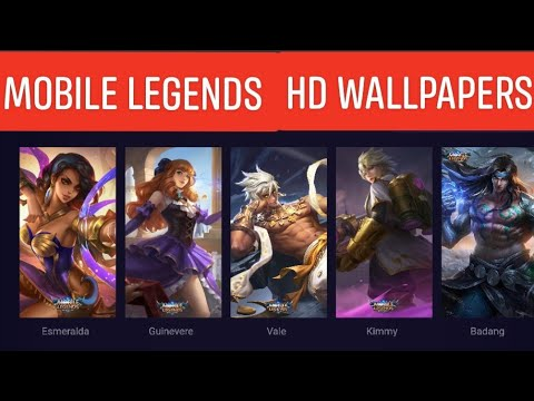 MOBILE LEGENDS HD WALLPAPERS DOWNLOAD GIVEAWAY 1K SUBS