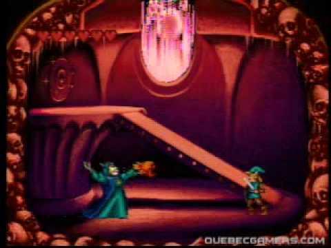 Zelda CD-I: The Faces Of Evil Ending