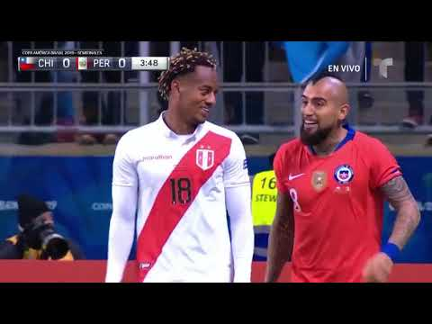 Perú Vs Chile | Copa América Brasil 2019 | Narración Mexicana | 2° Parte En La Descripción