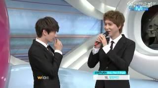 120726 Mnet WIDE Open Studio - Shindong Eunhyuk Kyuhyun Full Cut