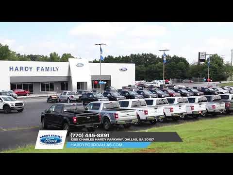 Ford Dealerships In Ga >> Hardy Ford Frank Intro Spanish Dallas Ga Ford Dealer Dallas Ga