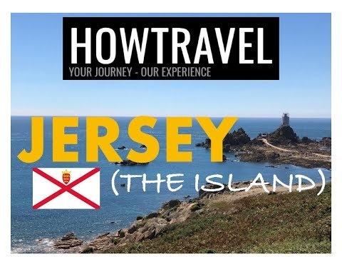 How Travel in Jersey (Channel Islands)