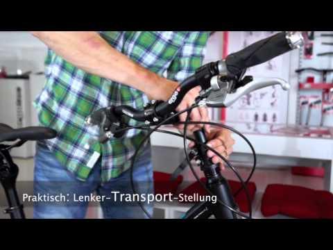 Ergotec richtig radfahren lenkerh he einstellen youtube for Mountainbike lenker hohe verstellen