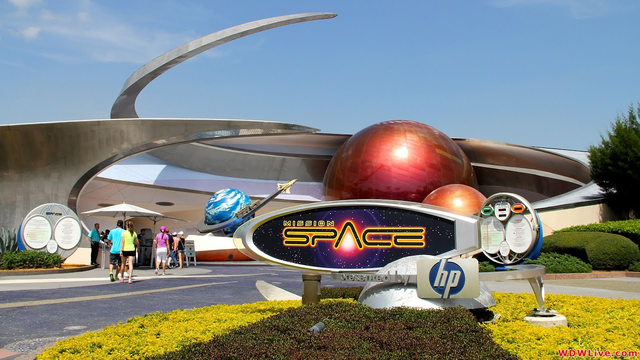 mission to mars ride epcot - photo #17