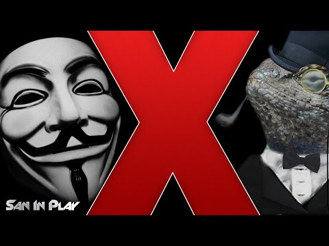 Anonymous declara guerra a Lizard Squad!