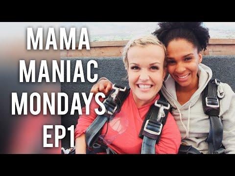 MAMA MANIAC MONDAY EP 1 - VLOG 215