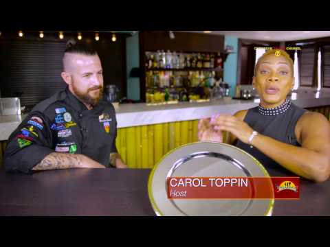 Breakfast in Barbados Chef Damian Leach Official interview.