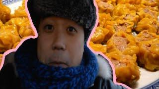 ☺♥asmr Eating Sounds - Spaghetti, Siu Mai, Egg In Homemade Tomato Sauce(test My Cooking Skills♥☺