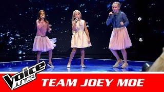 "Victoria, Nayana & Karoline (Team Joey) | ""Magisk"" af Nik & Jay | Battle | Voice Junior Danmark 2016"