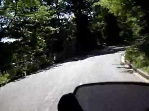 Route qui serpente - Orsay