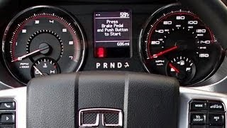 How to Reset the Oil Change Due Reminder on a Dodge Charger