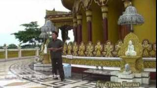 Bangla Chakma  Buddhist Song-bogobhan tore......mpg