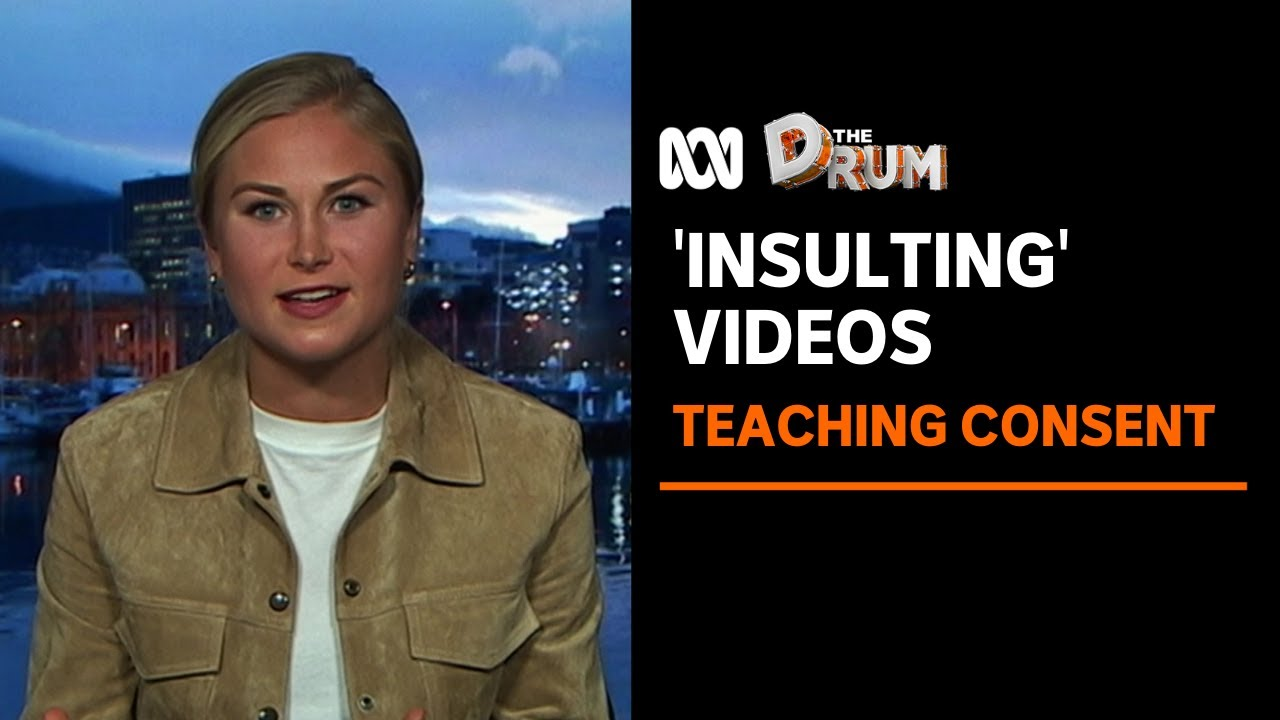 Grace Tame: government's 'insulting' consent education videos show poor leadership |