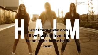 go slow haim