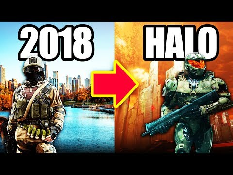Halo Lore - What Happened from 2018 to 2552? (Now to Halo 1)