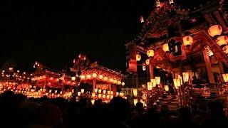 JG 4K 埼玉 秩父夜祭り(民俗文化財) Saitama,Chichibu Yomatsuri(Folk Cultural Property)