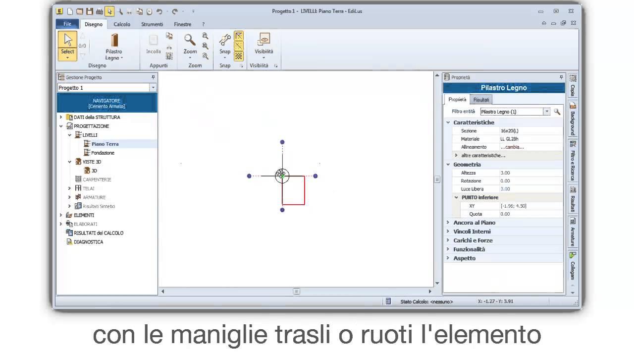 Progetto Capriata In Legno video tutorial