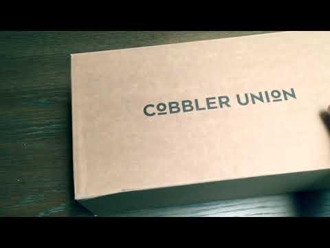 Unboxing of cobbler Union miquel II