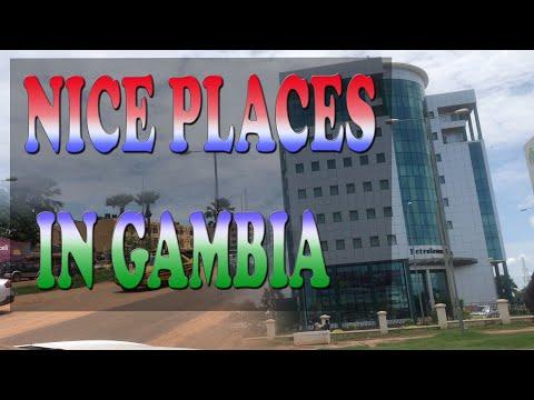 Drive through Gambia🚕 Sukuta | Turntable | SeneGambia | Kairaba Avenue | Westfield | Banjul Tour