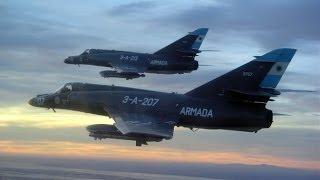 Super Etendard - Armada Argentina (Misil AM39 Exocet)