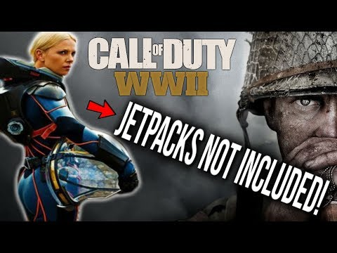Have We Really Seen The Last Of Jetpacks In COD WW2 Multiplayer (Black Ops Gameplay)?