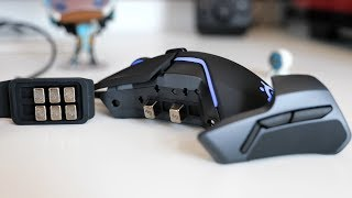 Ревю на любимата ми геймърска мишка - SteelSeries Rival 600