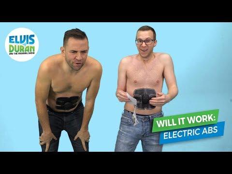 Will It Work? - Electric Abs | Elvis Duran Exclusive