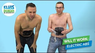 Will It Work? Electric Abs | Elvis Duran Exclusive