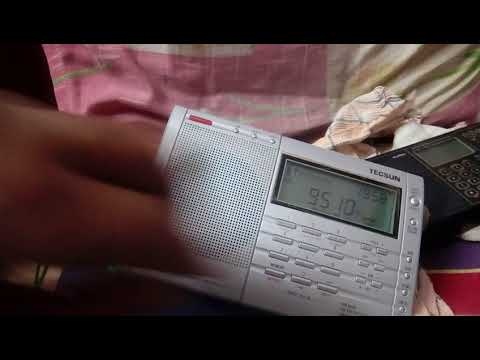 BBC  HINDI  Service. Listening on TECSUN PL 660  Radio great Experience