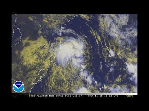 Subtropical Storm Cari / 90SL / 50Q (2015)