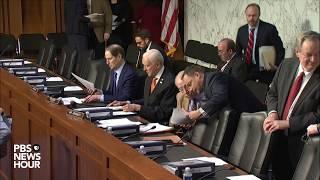 WATCH: Senate Finance Committee markup of GOP tax bill