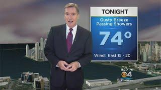 CBSMiami.com Weather @ Your Desk 2-19-18