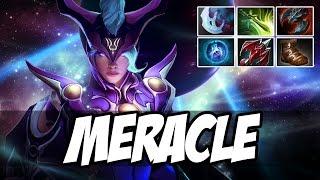 Meracle Plays Luna - Dota 2