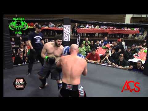 "ACSLIVE.TV Presents ""Madmen"" KickBoxing John Price Vs Cody Kelly"