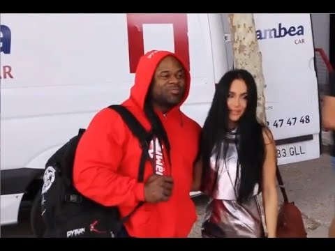 Kai Greene Travel Day Life In Slovakia