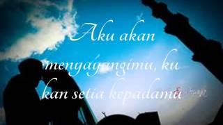 Penghujung Cintaku - Pasha & Adelia ~Lirik~