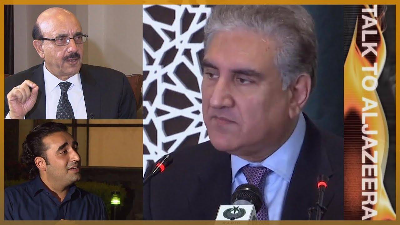 AlJazeera English:Kashmir tensions: 'War is not a solution' | Talk to Al Jazeera