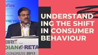Param Parameswaran speaking at eRetail