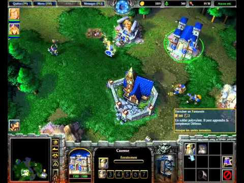 Warcraft III: Reign Of Chaos: Episode 4- Un Kel'Thuzad encore en chair. Playthrough
