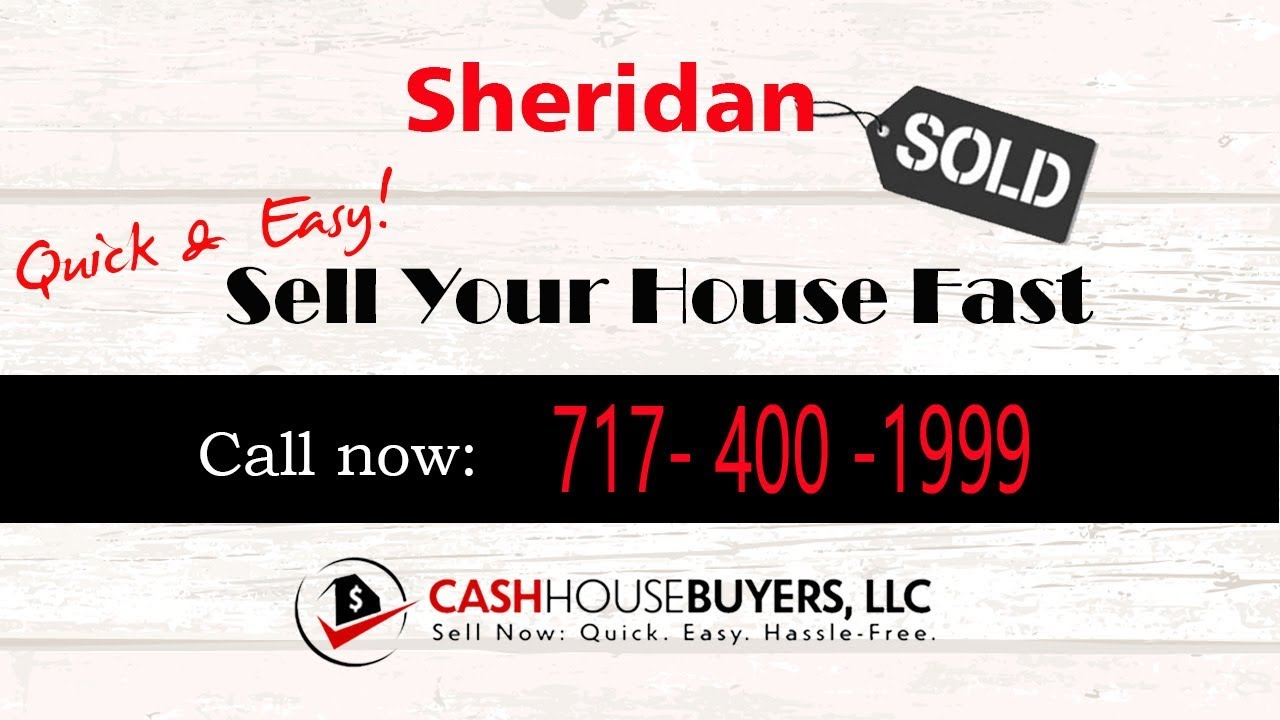 HOW IT WORKS We Buy Houses Sheridan Washington DC   CALL 717 400 1999   Sell Your House Fast