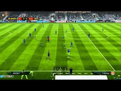 Fifa 14   Jugando unos partidos a Ultimate Team en DIRECTO   Xbox One