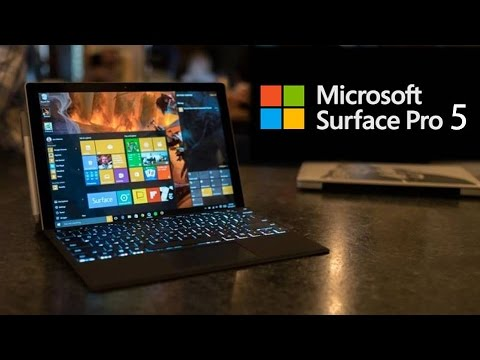 surface pro 5 everything we know so far 2016 youtube. Black Bedroom Furniture Sets. Home Design Ideas