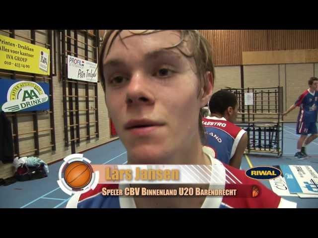Binnenland U20 vs VBC Akrides U20