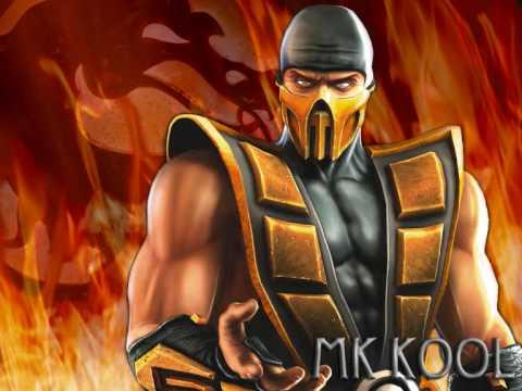 Mortal Kombat Scorpion's theme