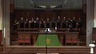 """Vocal Arts Nashville feat. Brian Utley - Clip of """"Sanctus"""" from Whitbourn's """"Son of God Mass"""""""