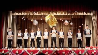 2011-2012學生會聖誕歌唱比賽 6c班